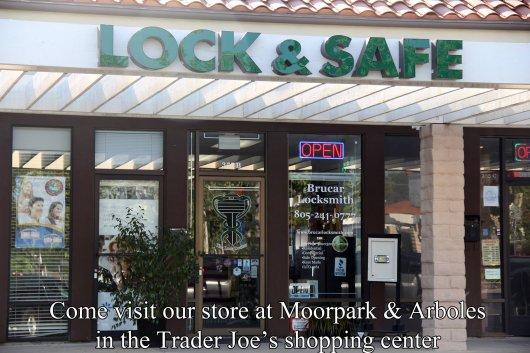 Brucar Lock & Safe storefront